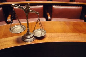 http://www.dreamstime.com/royalty-free-stock-photo-decorative-scales-justice-courtroom-image28264165